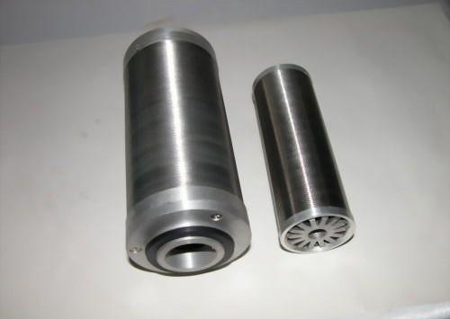 圆柱形不锈钢滤芯